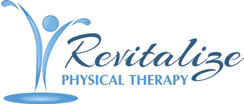 Revitalize PT logo